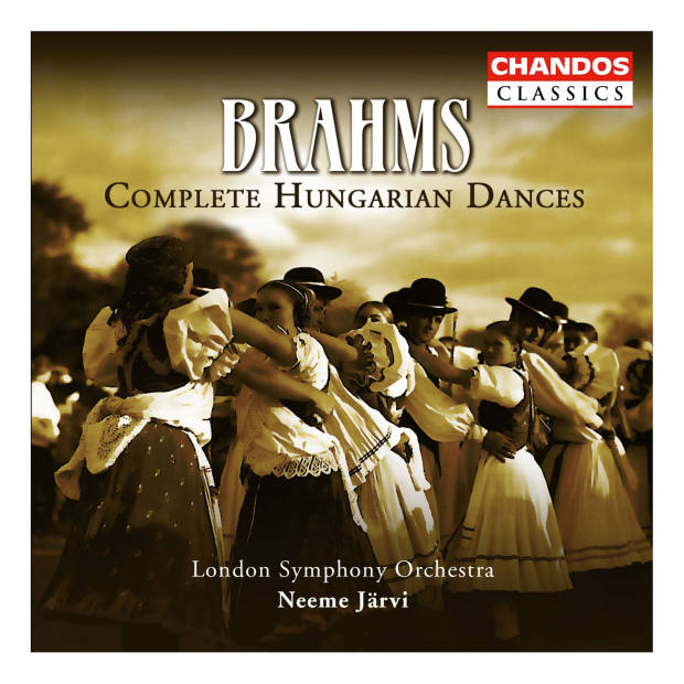 Complete Hungarian Dances by Brahms