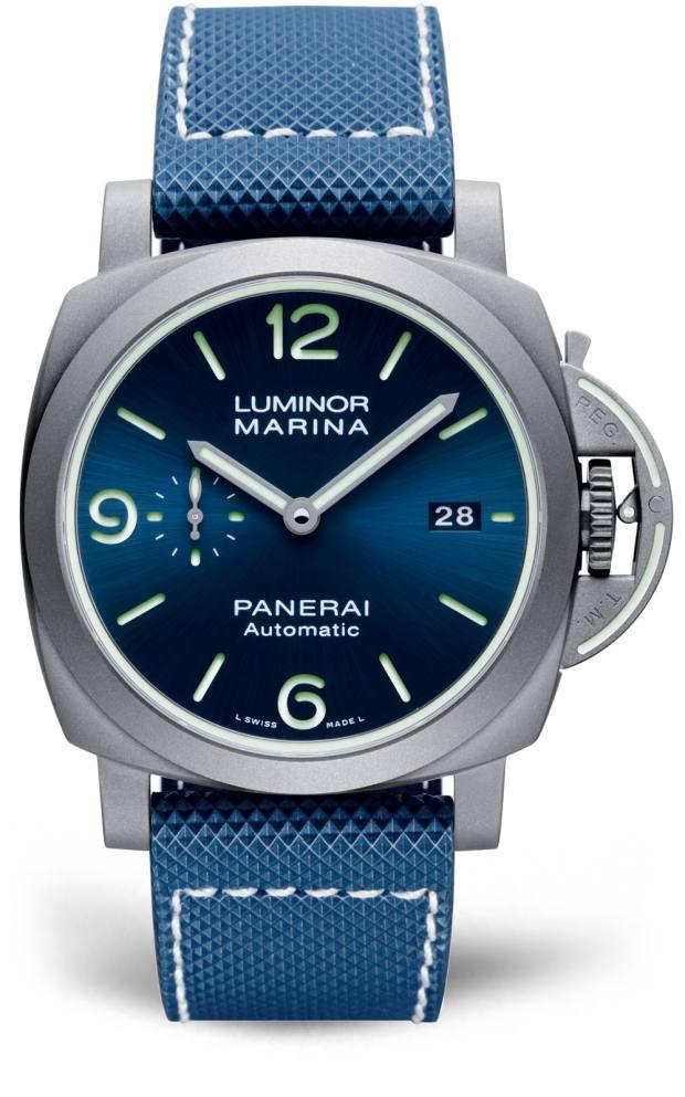 Panerai titanium Luminor Marina, £17,100