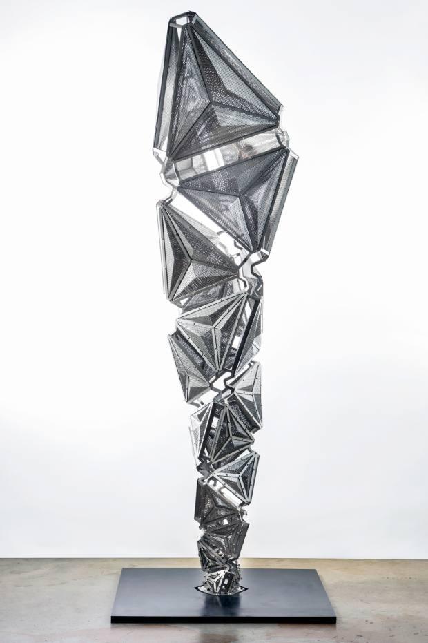 Paradigm Optic (Silver), 2018