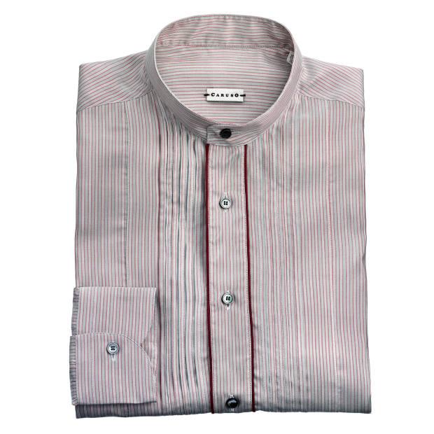 Caruso silk shirt, £400