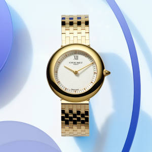 Chaumet yellow-gold Boléro watch, from £19,500