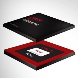 Intelligence Squared membership card gift box, £200
