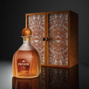 The limited-edition handmade crystal