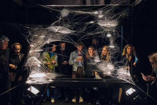 Spider/Web Pavilion 7 atthe 2019 Venice Biennale