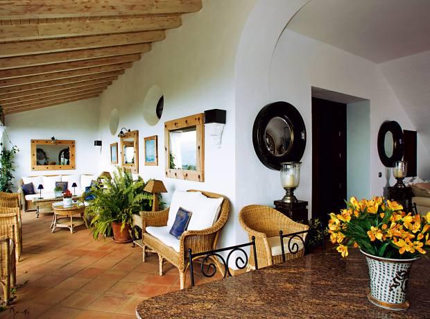 Las Herrerias del Rio Madera estate, Andalucia.