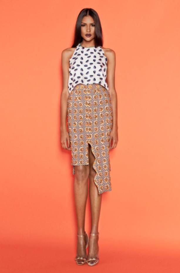 Jewel by Lisa Folawiyo skirt, £745