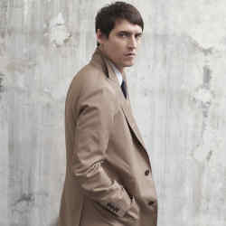 Brunello Cucinelli cotton/silk coat, £1,260
