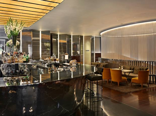 II Bar at The Bulgari Hotel London
