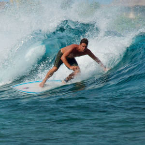 Long a sporting secret, the Maldives is now a surfing destination.
