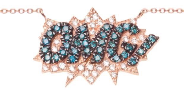 Diane Kordas OMG! necklace,from £1,749