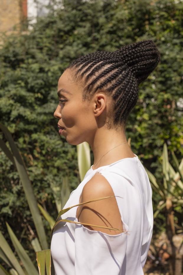 Emma Dabiri presents Don't Touch My Hair at the Women of the World Festival 2020 at the Southbank Centre