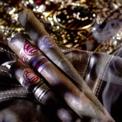 From left: H Upmann Magnum 48, 110mm, limited edition 2009, about £14.50. Juan López Selección Suprema, 170mm, 52-ring gauge, 2009, about £23. Sancho Panza Sanchos, 235mm, 47-ring gauge, about £28.50. All available at Specialists in Havana and Davidoff.