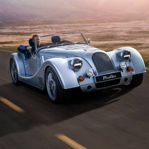 The new Morgan Plus Six, £77,995