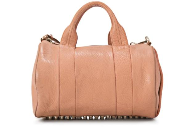 On Berry's wish-list is a past-season Alexander Wang Rockie bag