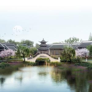 Banyan Tree's recently opened resort in Hangzhou.
