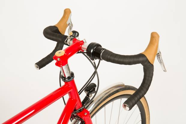 A variety of handlebar styles are available