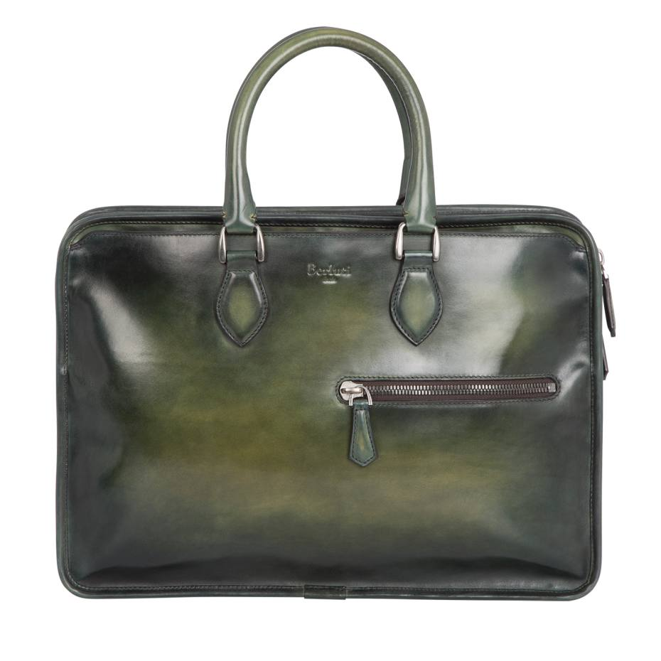 Berluti Un Jour briefcase, £1,190. Also in blue