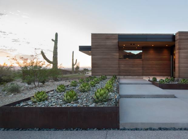 Kendle Design Collaborative's house in Paradise Valley, Arizona, similar projects from about $2m