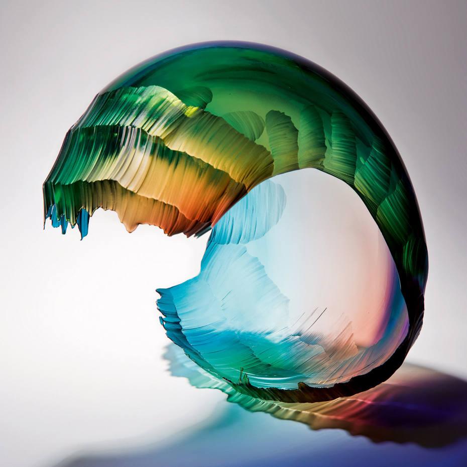 Improbable Waveform by Graham Muir, £2,500