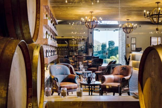 The WineStudio dedicated toprivate tastings
