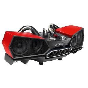 Lamborghini x iXoost carbon-fibre EsaVox speaker system, €19,900