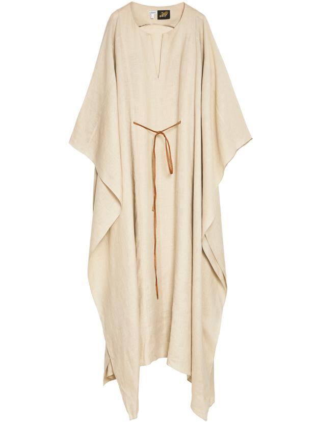 Loewe Paula's Ibiza Linen Caftan, £1,000