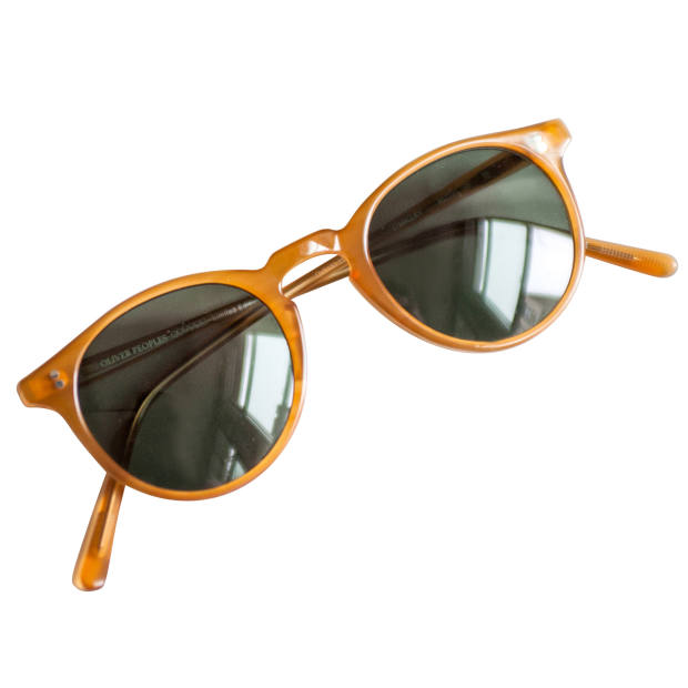 Pesce's Oliver Peoples O'Malley sunglasses, $450