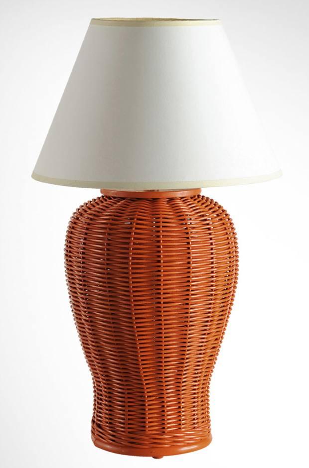 Mini Vase lamp, £700, by Soane