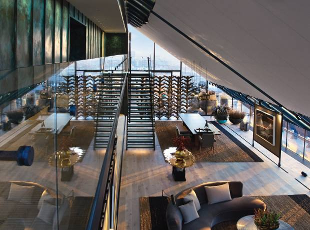 The Neo Bankside penthouse