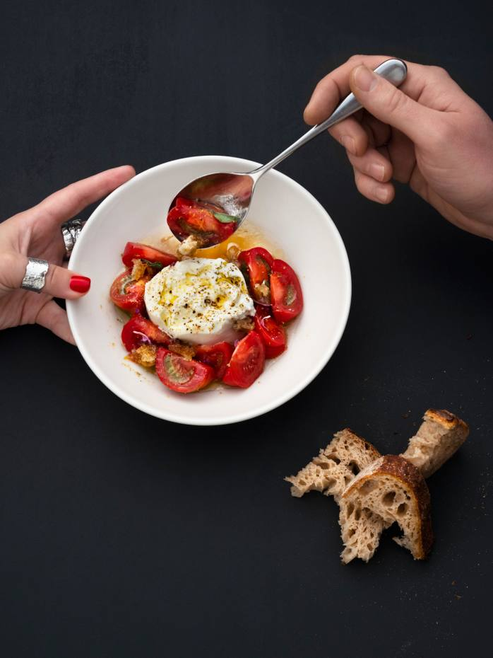 Burrata will be on the menu at Flor in Borough Market