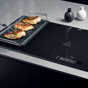 SensePro sensor-control induction hob, from £1,299