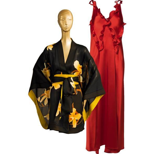 26590263074 Glamorous daywear that channels luxe lingerie