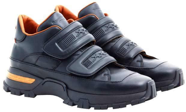 Ermenegildo Zegna Couture calfskin shoes, £590