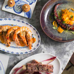Bar Douro offers bold contemporary takes on a range of regional recipes