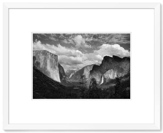 Yosemite Valley by Glen Denny