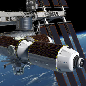 Privately owned Axiom Space is the successor to the International Space Station