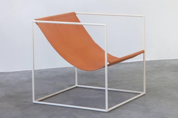 Muller Van Severen Solo chair, £1,965