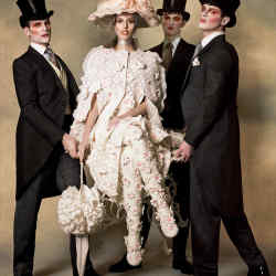 Royal Ascot 2016, June 14-18, Ascot Racecourse, Ascot, Berkshire, SL5 7JX. For tickets call 0844-346 3000 or visit www.ascot.co.uk. Early booking rewards until April 5.From far left: Felix wears Dunhill alpaca