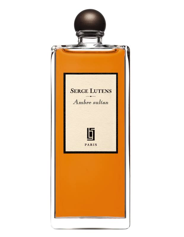 Serge Lutens Ambre Sultan, £75 for 50ml