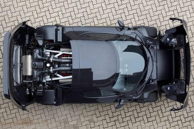 TheNew Stratos's FerrariF430 engine