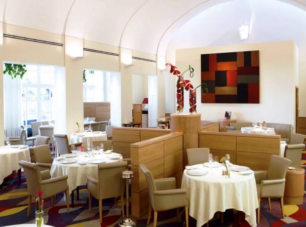 Restaurant Patrick Guilbaud at The Merrion Hotel in Dublin