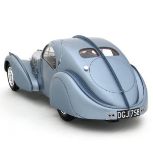 Five Amalgam Bugatti Type 57SC Atlantic are currently under construction, for delivery mid-January