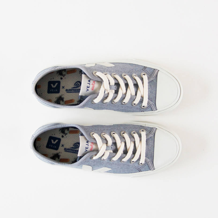 4b2e08e0bc094 A retro-chic pair of eco-friendly trainers from hipsters' favourite ...