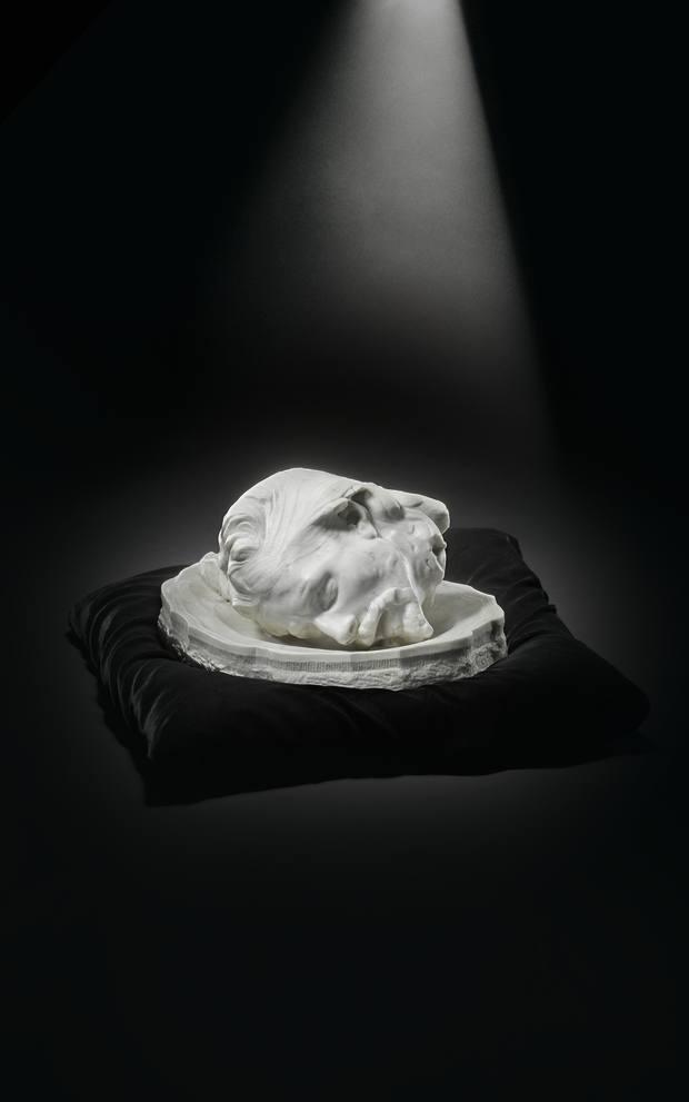 Tête de Saint-Jean Baptiste dans un plat by Auguste Rodin, £400,000-£600,000