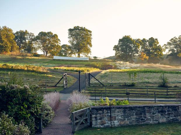 Blue Hill at Stone Barns Farm