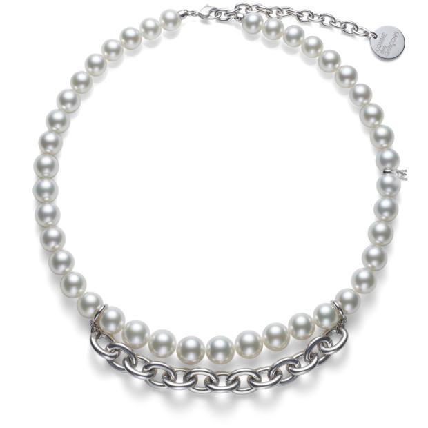 Mikimoto x Comme des Garçons necklace, £28,000, doverstreetmarket.com