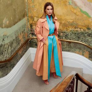 Roksanda cotton Daksa coat, £1,995