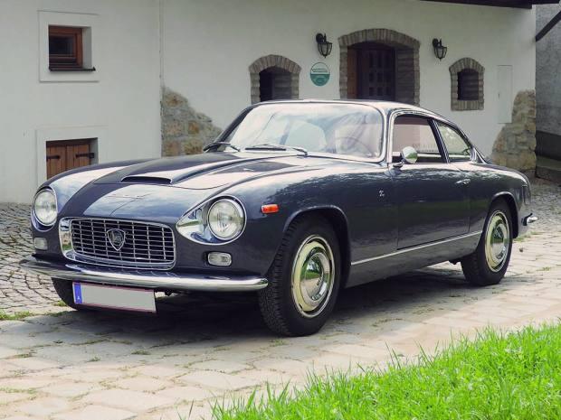 Lancia Flaminia Super Sport 3C, estimate €340,000-€420,000