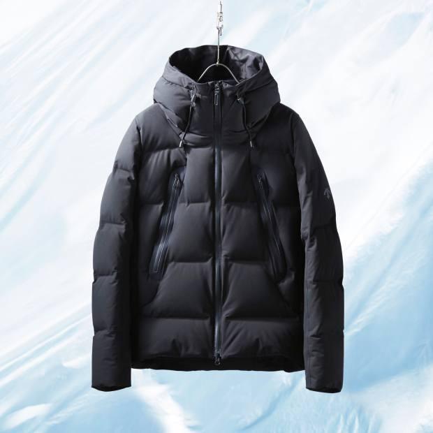 Descente Dermizax stretch Mizusawa Down jacket, £880