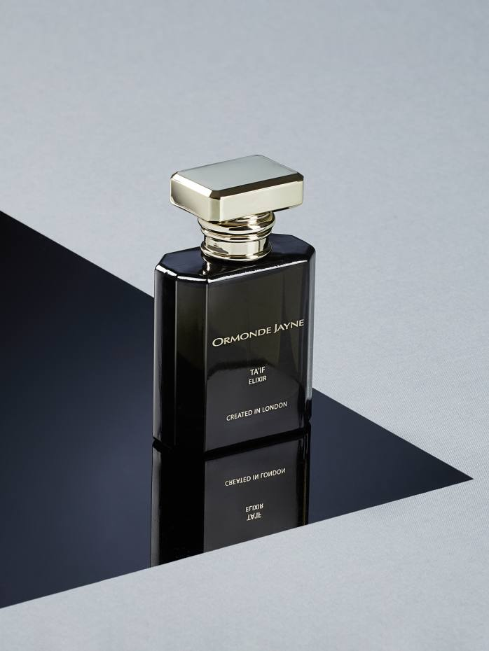 The intense allure of extrait de parfum